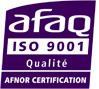 ISO 9001 (2008) - S.A.R.L ATTANASIO